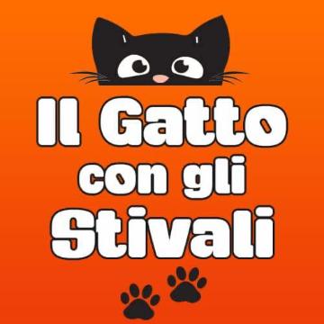 Il Gatto con gli Stivali logo