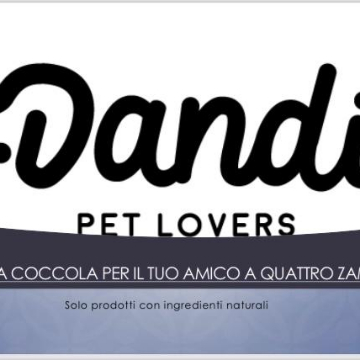 Dandi pet Lovers logo