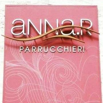 ANNA R PARRUCCHIERI logo