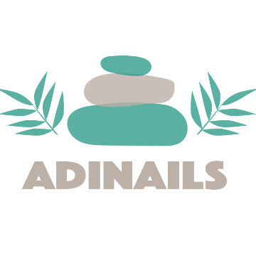 ADINAILS BEAUTY CENTER logo