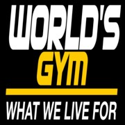 World's Gym Centro Fitness logo