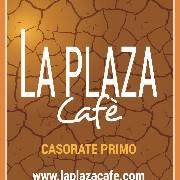 La Plaza Cafè logo