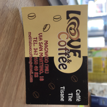 Love & Coffee logo