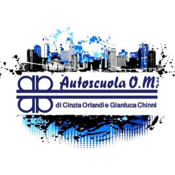 Autoscuola O.M. snc logo
