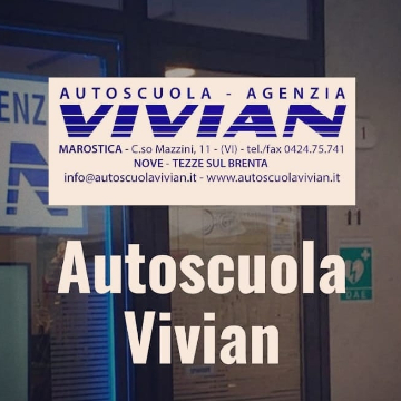Autoscuola Vivian - logo