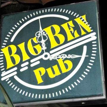 Big Ben Pub logo