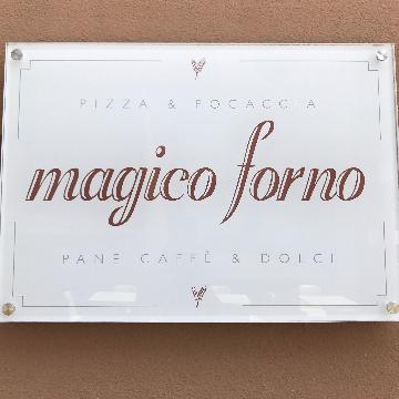 Magico Forno logo
