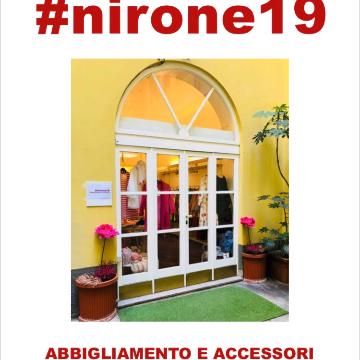 #nirone19 logo