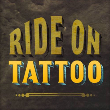 Ride On Tattoo Studio logo