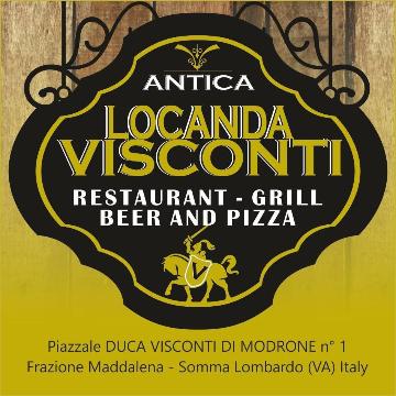 Antica Locanda Visconti logo