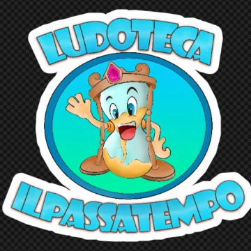 Ludoteca Il Passatempo logo