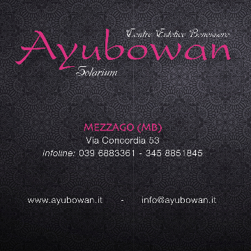 Ayubowan Estetica Mezzago logo