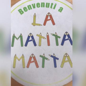 La Matita Matta Cartoleria Lomagna logo