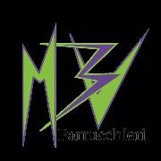 M3V parrucchieri logo