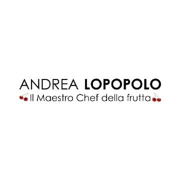Andrea Lopopolo Il Maestro Chef della Frutta logo
