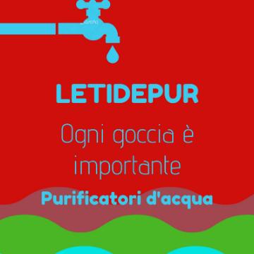 Paolo Letizia - Depurazione Acqua logo