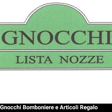gnocchi bomboniere logo