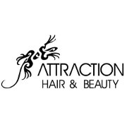 ATTRACTION HAIR & BEAUTY logo
