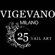 Vigevano 25 Nail art - Milano logo