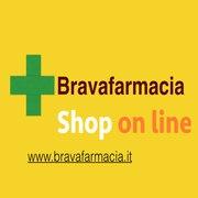 BRAVAFARMACIA logo