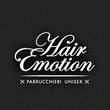 Hair emotion logo