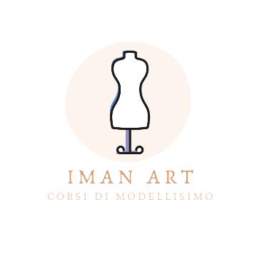 IMAN ART CORSI DI MODELLISTICA logo