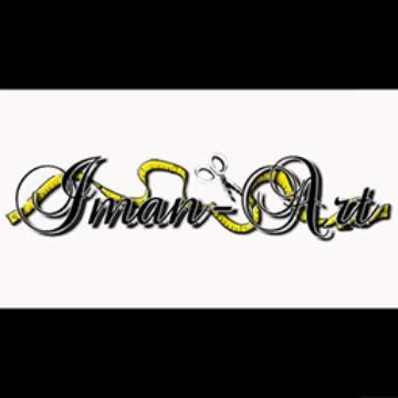 Iman Art logo