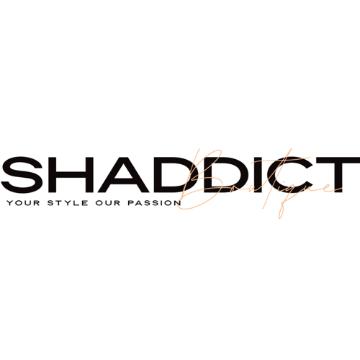 Shaddict logo