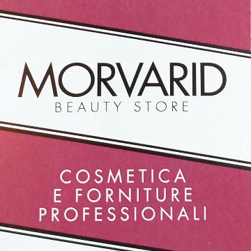 Morvarid Beauty Store logo