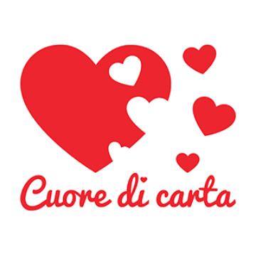 CUORE DI CARTA logo
