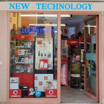 New Technology logo