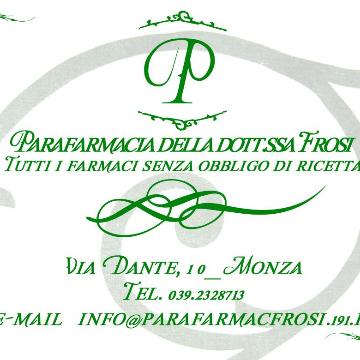 Parafarmacia della dott. ssa Frosi Maria Clotilde srl logo