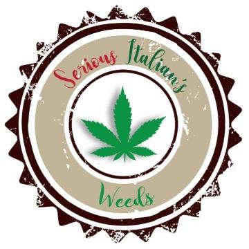 Serious Italian's Weeds logo