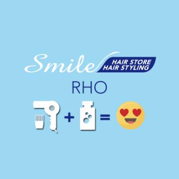 Smile Hair Store Hair Style logo