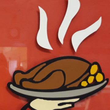 mr chicken 2 logo