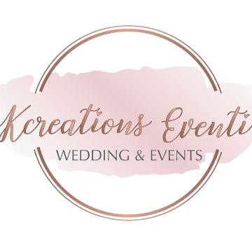 KCREATIONS EVENTI logo