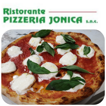 Pizzeria Jonica Collegno logo