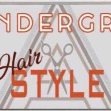 Andergro' hair style di Andrea agro' logo