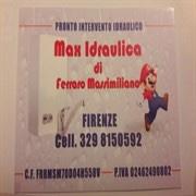 Max idraulica logo