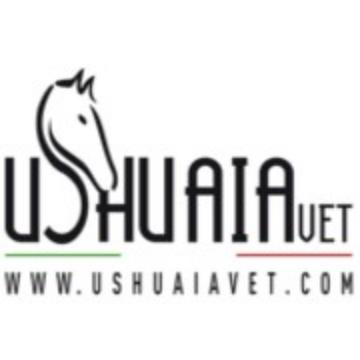 USHUAIA VET logo
