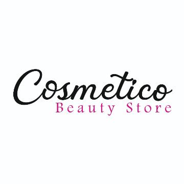 Cosmetico Beauty Store logo