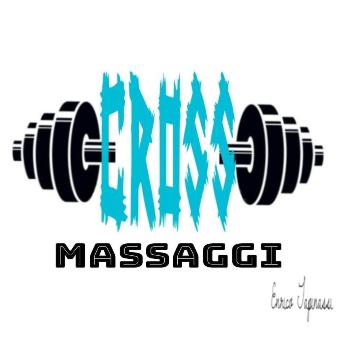 Cross Massaggi by Enrico Tapinassi logo