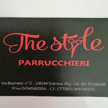 The Style Parrucchieri logo