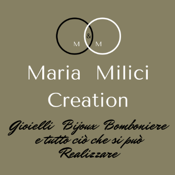Maria Milici Creation logo