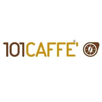101Caffe Cuneo logo