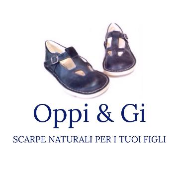 Oppi & Gi Scarpe Naturali per i Tuoi Figli logo