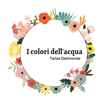 I colori dell'acqua -  Tania Delmonte logo