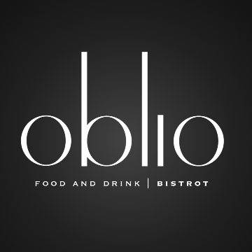 oblio    food and drink | bistrot logo