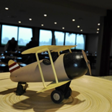 Aero Club Milano Lounge logo
