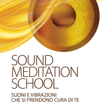 sound meditation school logo